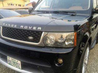 Range rover 2012 HSC