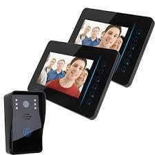 Wireless Doorbell Camera With Wifi For Door