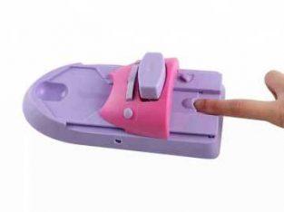 Nail band printer