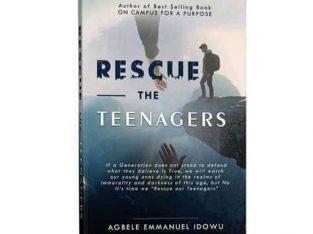 Rescue The Teenage (E-Book)