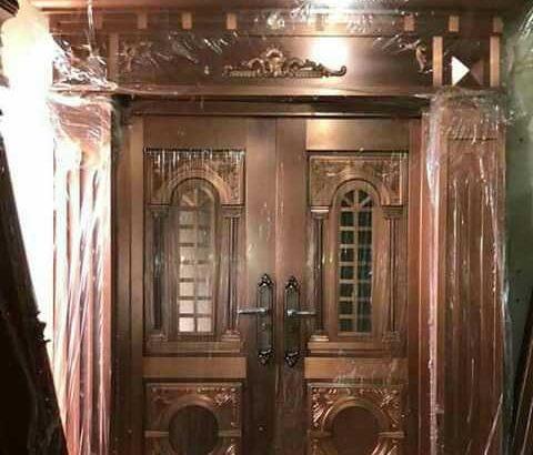 5ft 100% copper door