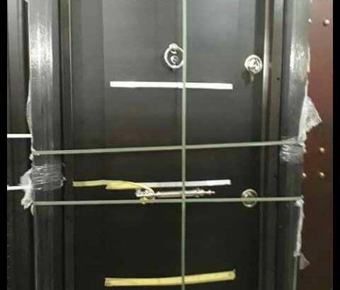 3ft Israeli armored door