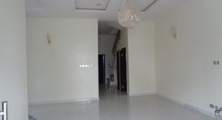 Brand new 4 bedroom semi detached duplex