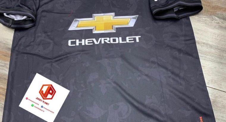 Fooball clubs jerseys