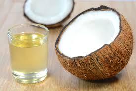 100% Cold pressed coconut oil