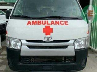 Toyota Haice Ambulance