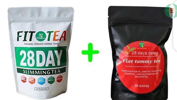 slimming and flat tummy tea